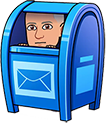 Andre-mailbox